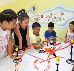 Çocuklar için İstanbul'daki en iyi yaz okulları