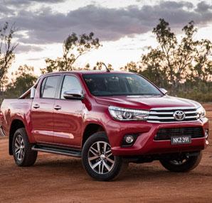 Toyota Hilux, Türkiye pazarında liderliğini sürdürüyor