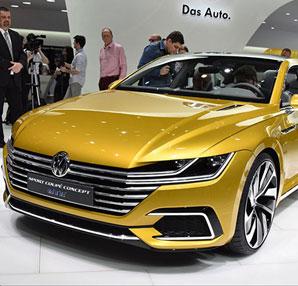 Volkswagen, CC modelinin yerine Arteon'u piyasaya sürecek!