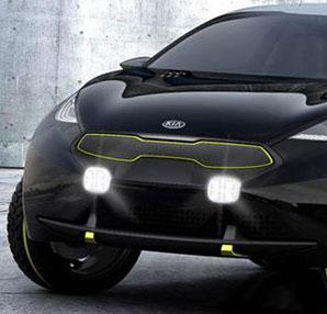 KİA yeni SUV otomobilini bu yıl çıkartıyor