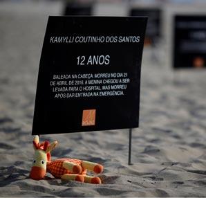 Brezilya'nın büyümeyen ölü çocukları