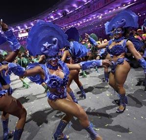 Olimpiyatların ardından Rio de Janeiro