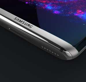 Samsung Galaxy S8 ve S8 Plus yan yana görüntülendi (Video)