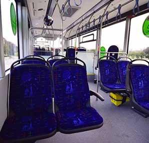 Türkiye'nin ilk full elektrikli otobüsleri geliyor