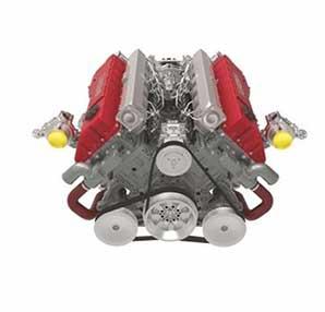 İlk yerli dizel motor üretildi!