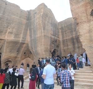 Mardin Dara Antik Kenti zindanı turizme açıldı