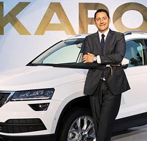 Skoda'nın yeni Karoq'u 2018'de geliyor