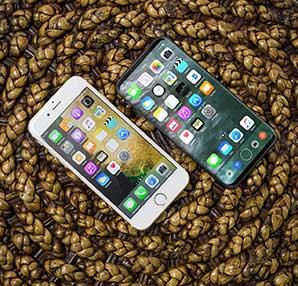 iPhone 8'in farklı renk çeşitleri ortaya çıktı