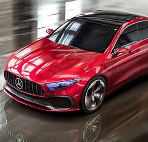 Mercedes'ten 1,2 lt'lik motor sürprizi