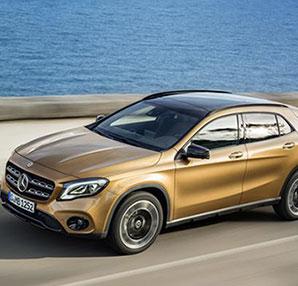Yeni Mercedes GLA 185.2 bin TL'den başlayacak