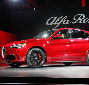 Alfa Romeo SUV modeliyle tüketiciyi sevindirecek
