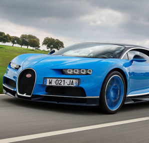 Bugatti Chiron elektrikleniyor!