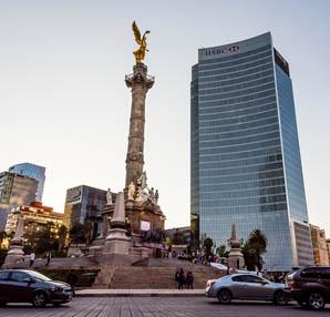 Amerika'nın en eski başkenti Meksiko