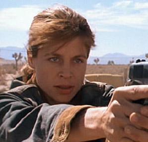 Terminatör'e Linda Hamilton dönüyor