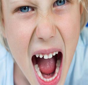 Çocuklarda öfke problemi nasıl çözülür?