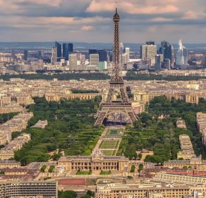Paris seyahatinde mutlaka görülmesi gereken yerler