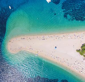 Avrupa'nın en iyi 10 plajı
