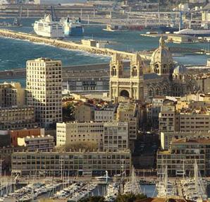 Fransa'nın en Akdenizli kenti Marsilya