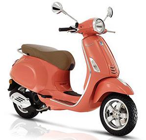 Vespa'dan otomobil ehliyetiyle kullanılabilen motosiklet: Vespa Primavera 50