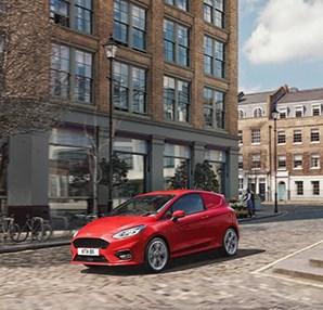 2018 Ford Fiesta Sport VAN öne çıkan özellikleriyle  tanıtıldı