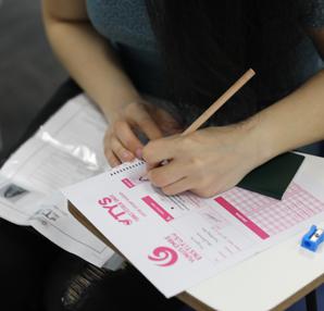 Türkçe Yeterlilik Sınavı'nda başarı oranı %70