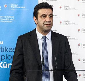 İstanbul Bilgi Üniversitesi'nde UNESCO Kürsüsü açıldı