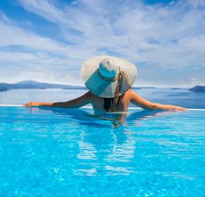 Dünyanın en popüler sonsuzluk  havuzları