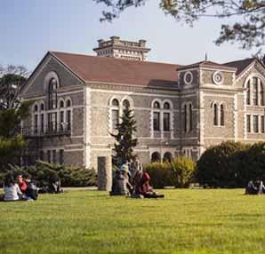 Boğaziçi Üniversitesi, Türkiye'nin en iyisi seçildi