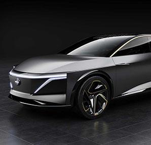 Tesla'nın yeni rakibi 485 beygirlik Nissan IMs duyuruldu