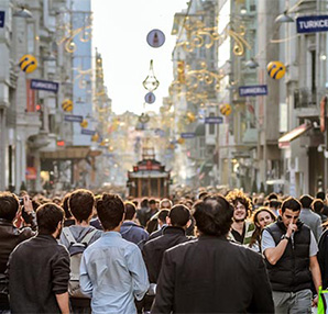 İstanbul dünya gündeminde