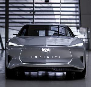 Elektrikli INFINITI Qs Inspiration tanıtıldı!