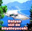 Akdenizde Doğa ile Başbaşa ve Dalyanda tatil