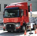 Renault Trucks ilk teslimat� ger�ekle�tirdi