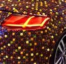 Şekerle kaplanmış Audi TT