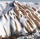 Kapadokya kışın bir başka güzel