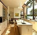 En modern mutfaklar