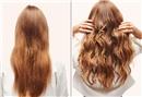 Doğal dalgalı saç yapımı