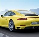 Yeni dört çeker Porsche'ler