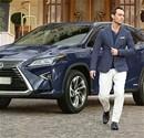 JudeLaw Yeni LexusRX'in Reklam Yıldızı Oldu
