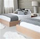 2015'in en ilham verici yatak odaları