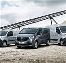 Renault hafif ticari araçta pazar payını büyüttü
