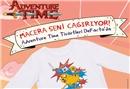 Adventure Time maceraları DeFacto'da