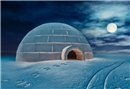 Eskimo köyünde sömestr tatili