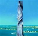 Dubai, döner gökdelen otel inşa edecek
