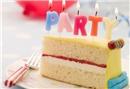 Vazgeçilmez doğum günü tarifi