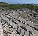Antik Perge Kenti turizmi canlandırılacak