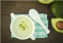 Soğuk avokado çorbası tarifi