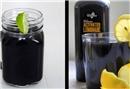 Aktif kömürlü limonata tarifi