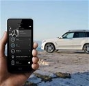 Mercedes mobil uygulamasına parmak izi güvenliği ekledi