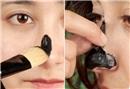 Ev yapımı siyah nokta temizleyici maske tarifleri